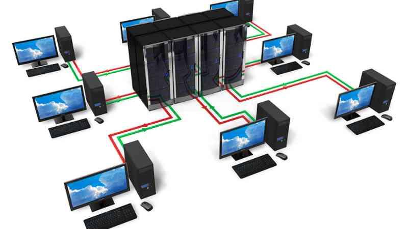 Infraestructura servidor cliente